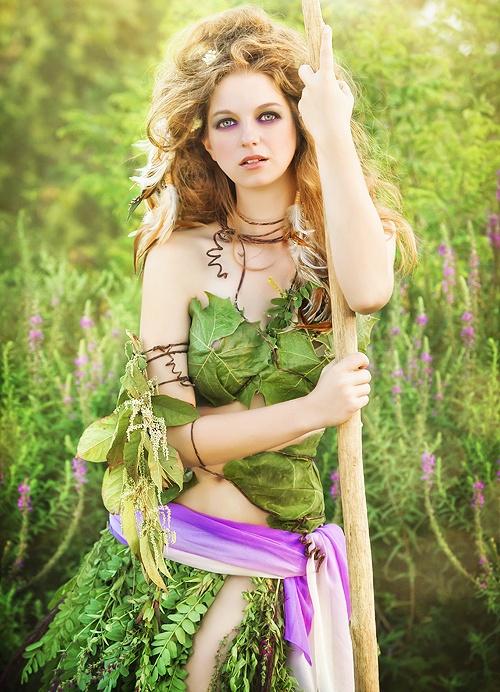 Fairy costume idea.  #fae  Forest fairy costume