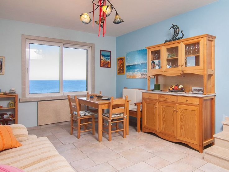 Panormos apartment rental - Have your lunch by the window, or outdoors, and enjoy the view, sea and sun!