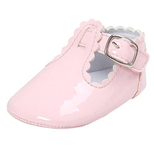 Oferta: 2.99€. Comprar Ofertas de Zapatos Bebé SMARTLADY Infantil Recién Del Niño Niñas Primeros pasos Zapatillas (0-6 meses, Rosa) barato. ¡Mira las ofertas!