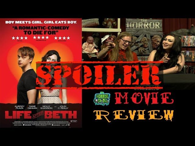 """Life After Beth"" (2014) Horror Movie Spoiler Review - The Horror Show: The Horror Show ""Life After Beth"" (2014) Horror Movie Spoiler…"