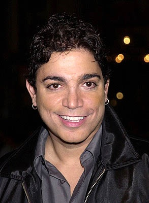 Michael DeLorenzo (Puerto Rican-Italian)