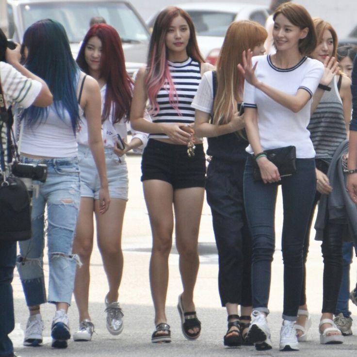 HELLOVENUS (헬로비너스) Music Bank by @KpopMap #musicbank #kpopmap #kpop #hellovenus #헬로비너스