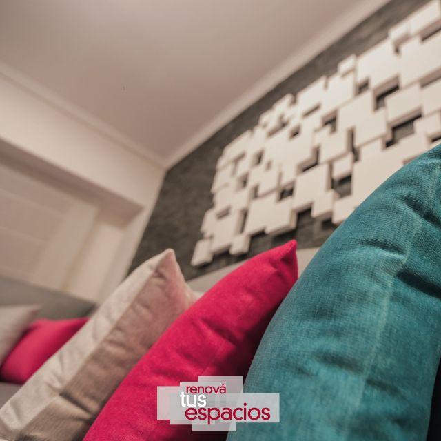 Colores+Detalles. Decorá tu hogar como siempre lo soñaste. Consultanos en www.renovatusespacios.com.ar