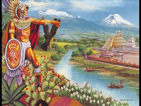 IMPERIO, el señor de los caracoles, una leyenda Azteca