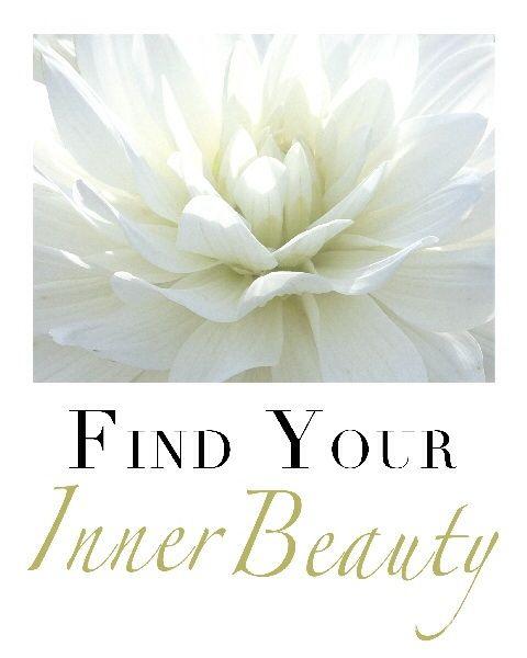 Find inner beauty