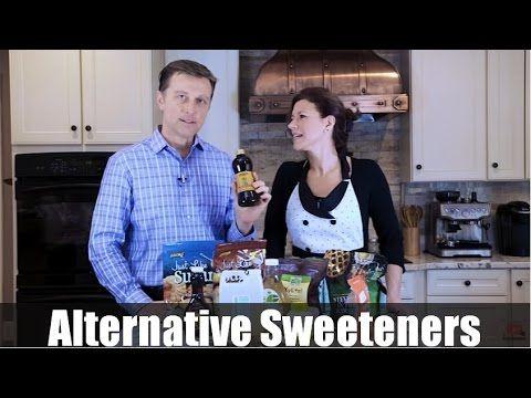 Understanding Alternative Sweeteners w Dr. Berg