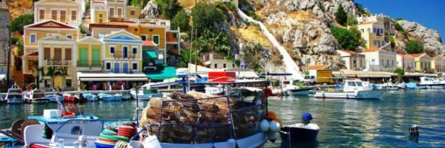 Rhodes Island: What kind of holiday maker are you? (Part 1)