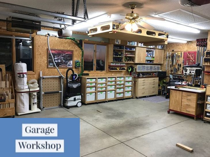 See More Ideas About Garage Tools Garage Workshop And Man Cave