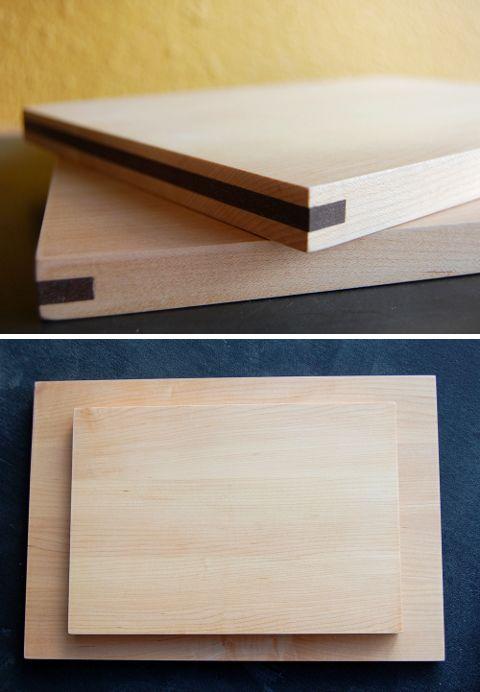 Maple + Walnut Cutting Boards :: Carthagh Craft and Design