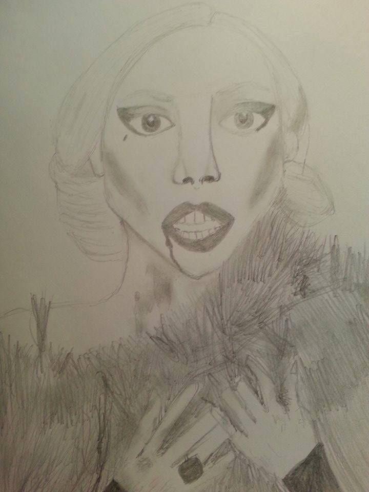 Lady Gaga The Countess