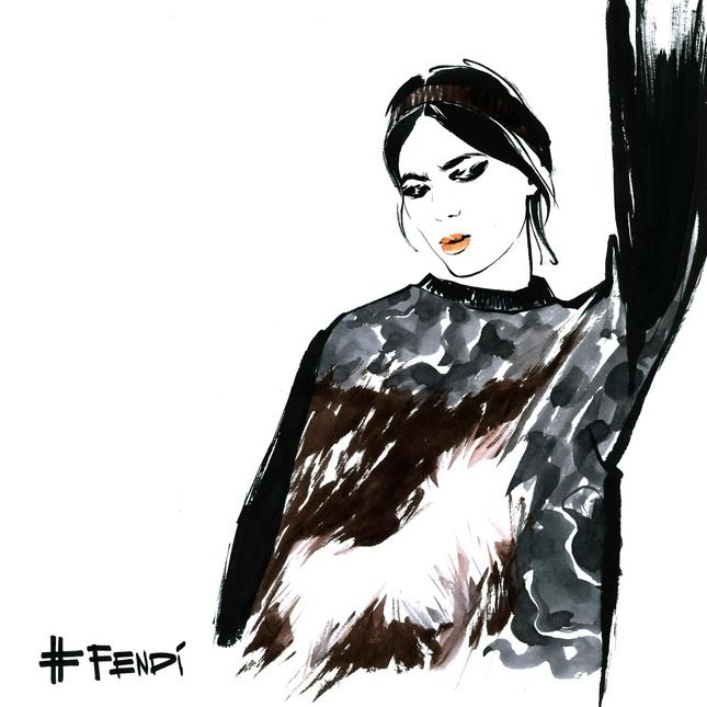 1000 Images About Fashion Illustrations On Pinterest: 1000+ Images About FASHION ART On Pinterest