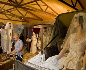 The lace museum in Hyden WA