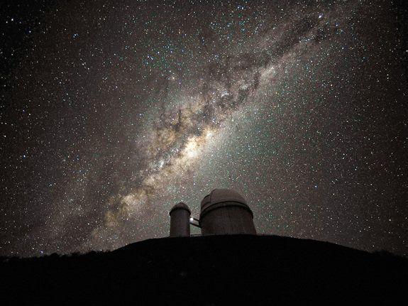 3D Map of Milky Way Galaxy Reveals Peanut-Shaped Core (Video)
