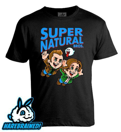 Super Natural Bros, just added to our site!