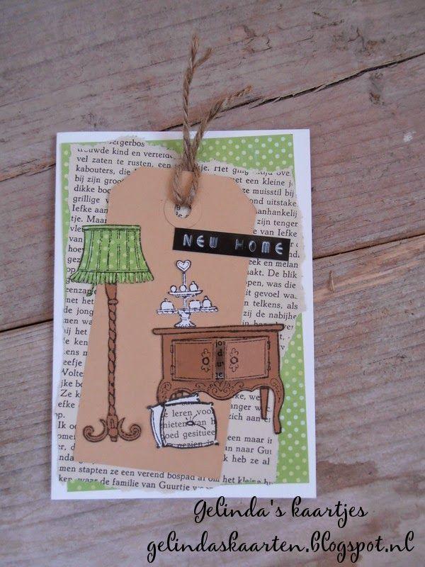 Gelinda's kaartjes: Huiskamerkaartje