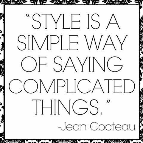 #style #eyewear #panaidis #jeancocteau #quote