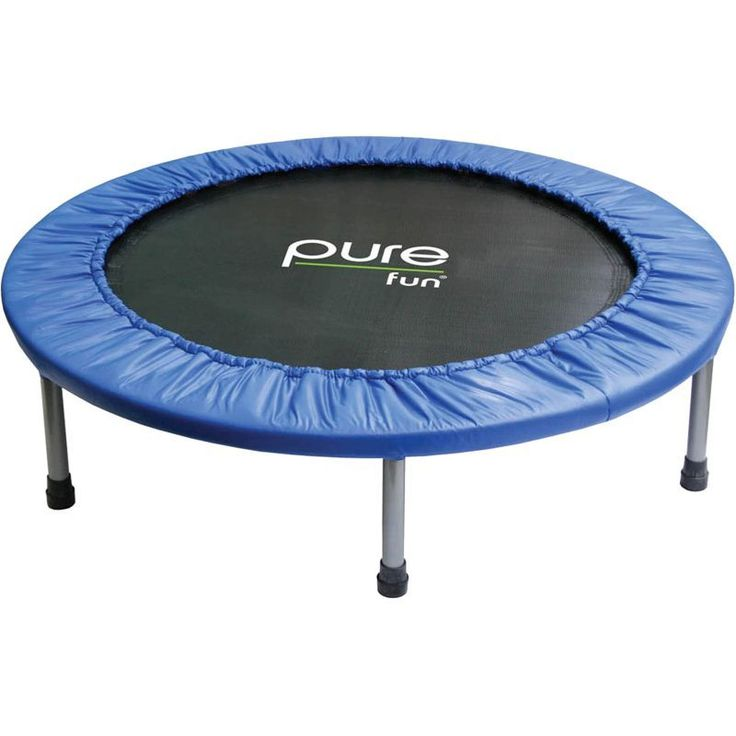 "Pure Fun 40"" Mini Rebounder Trampoline"