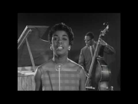 Sarah Vaughan cover of September in the Rain (1959). This is good, but I prefer the Dinah Washington version. The song itself dates back to at least 1937...