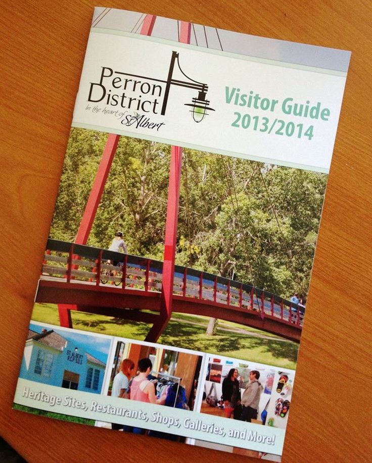 The Perron District Brochure has been printed and distributed throughout the Perron District and around St. Albert. Check it out at one of the businesses in the downtown or at the St. Albert Farmers' Market.