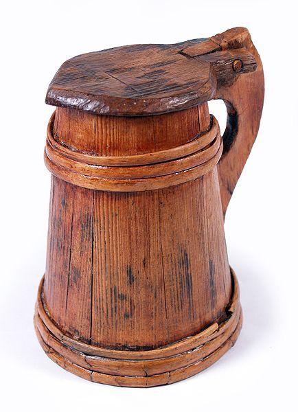 Χειροποίητο ξύλινο εύρημα απ' το ναυάγιο του φημισμένου ιστιοφόρου Mary Rose.