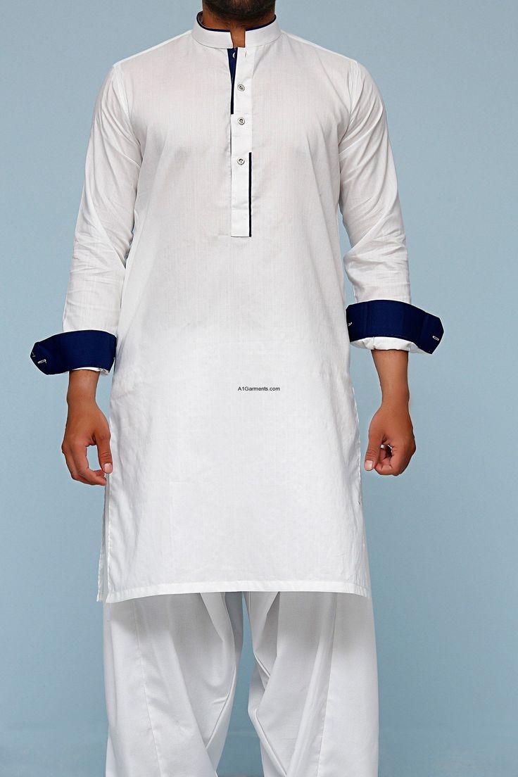 Shirt design boy 2016 - Gul Ahmed Men Wear Eid Dresses 2016 4