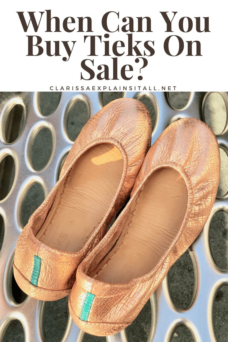 When can you buy Tieks on sale? I admit that Tieks aren't the most budget friendly shoes, but I can absolutely tell you, after wearing Tieks for more than 6 years now, they are completely worth their price.