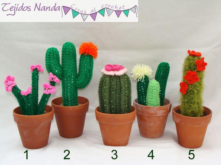Cactus Fantasia Amigurumi Tejidos A Crochet : 1000+ images about cactus tejidos al crochet on Pinterest ...
