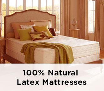100 natural latex mattresses from plushbeds are chemical free ecofriendly and so