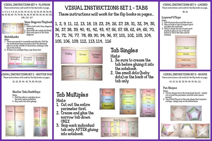 Make science learning meaningful with over 200 science interactive notebook templates for all science topics!