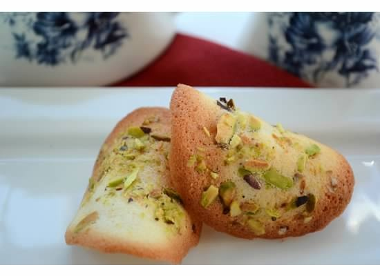 Orange and Pistachios Tuiles | Cooking: biscuits,barres,cookies and.c ...