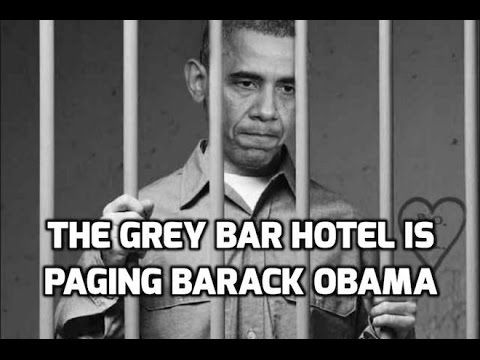 Paging Barack Obama: The Grey Bar Hotel Is Calling (Video) :: The Last Great Stand
