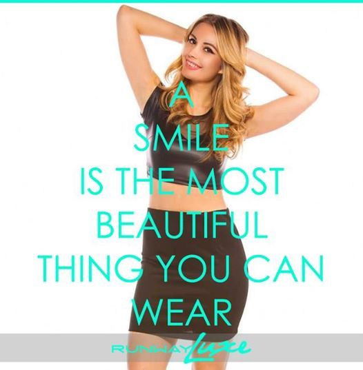 ~ SMILE, IT'S THE WEEKEND! ~ #smile #beauty #love #weekend #luxe