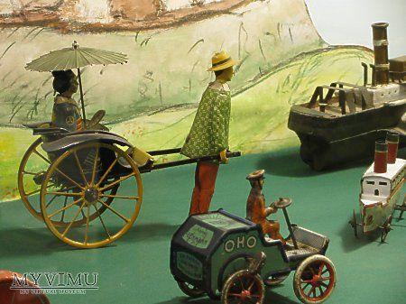 stare zabawki firmy Lehmann, vintage Lehmann toys