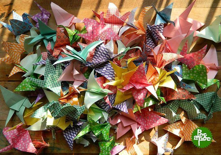 129 best images about origami tsuru on pinterest. Black Bedroom Furniture Sets. Home Design Ideas