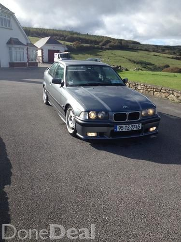 BMW E36 318is coupe tax