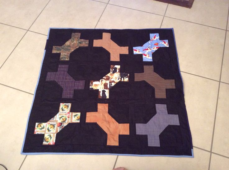 Dog quilt for Wilson