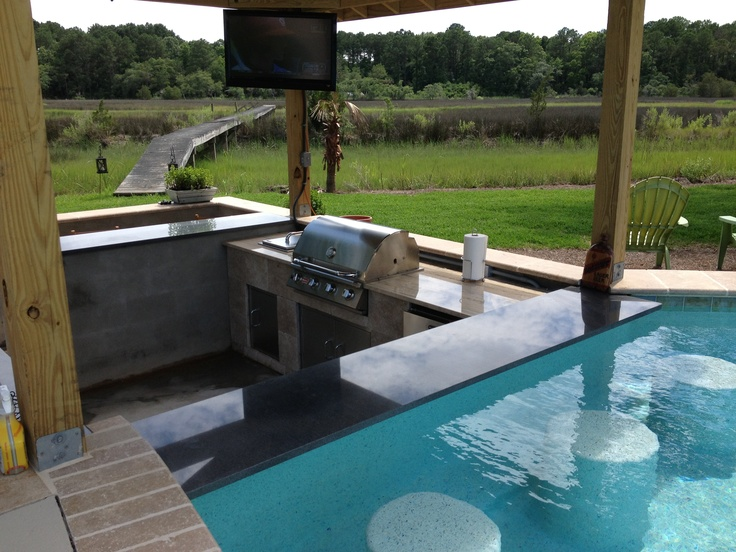 17 best images about swimming pool designs on pinterest for Pool bar design ideas