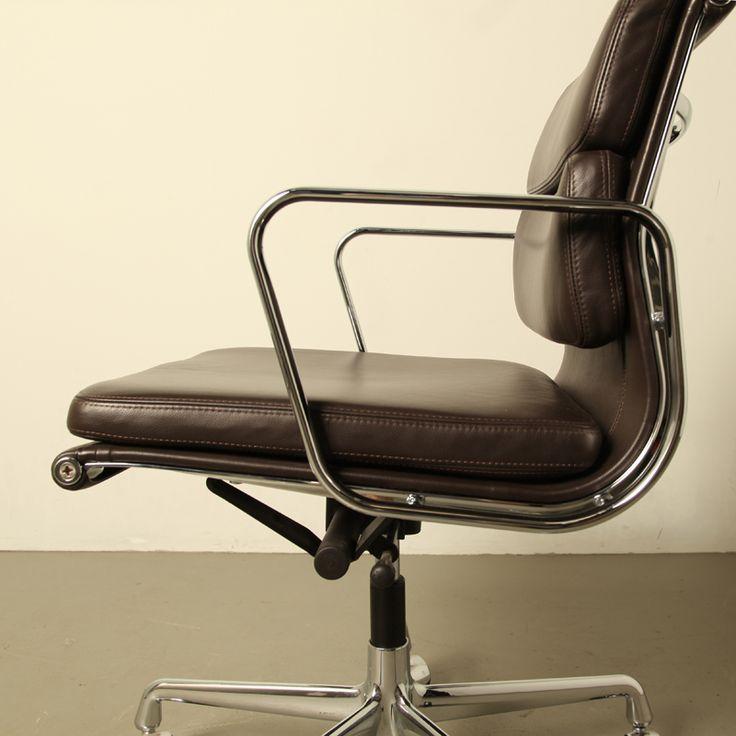 Eames ea217 soft pad vitra alu office chair neef louis