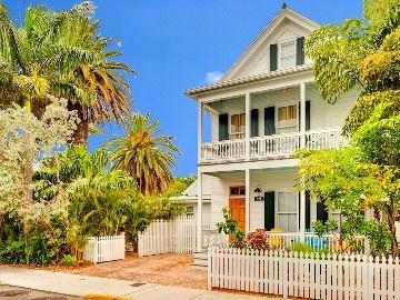 Key West house rental - Casa Oliviana has been painstakingly restored to its original beauty.
