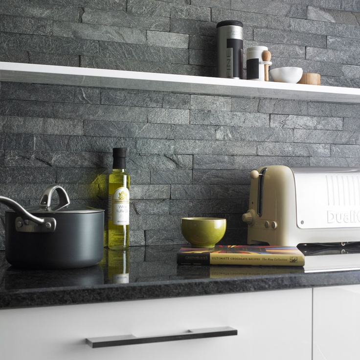 Totally in-line with the latest design trends, our Silver Grey Split Face Mosiac offers a unique solution for you to transform your walls with the ultimate feature tile.