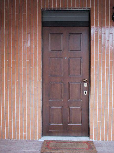 Porta blindata - Fratelli Brivio #door