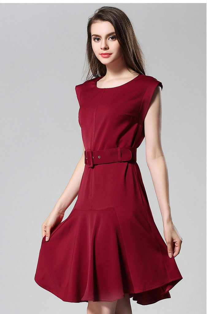 Dress in Red #graduation-dress #gray-dress #grey-dress #handmade #lace #lace-dress #long #long-sleeve-dress #maxi #red-dress #vintage