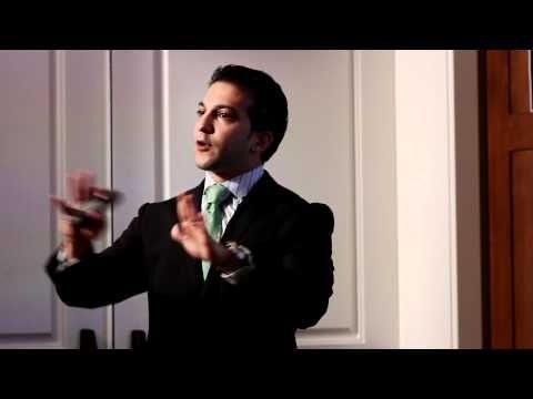 All Green CEO Arman Sadeghi on TED Talk.