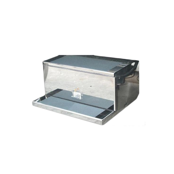 Raney's Truck Parts - Peterbilt 379 388 389 Stainless Steel Tool Box, $699.95 (http://www.raneystruckparts.com/peterbilt-379-388-389-stainless-steel-tool-box/)