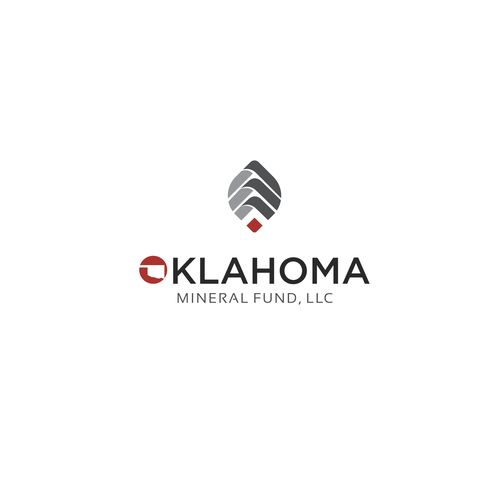 Oklahoma Mineral Fund, LLC - Create an elegant logo for an oil and gas brokerage firm.