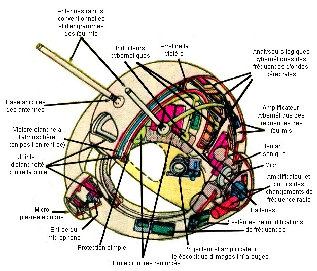 17 best images about cutaways on pinterest mansions for Plan d iron man