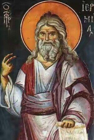 St.Jeremiah the Prophet
