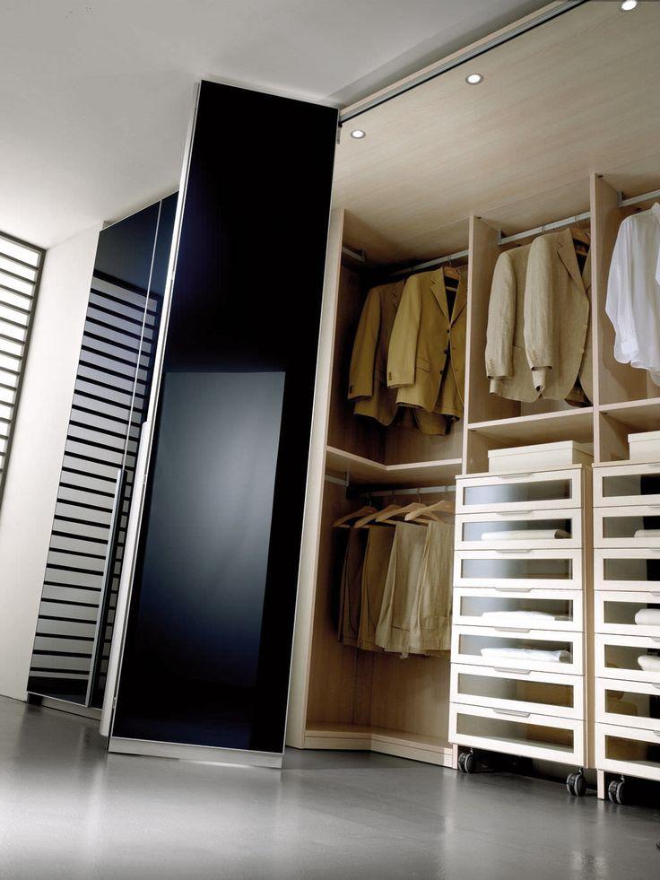 M s de 1000 ideas sobre puertas de armario plegables en - Puertas plegables armarios ...