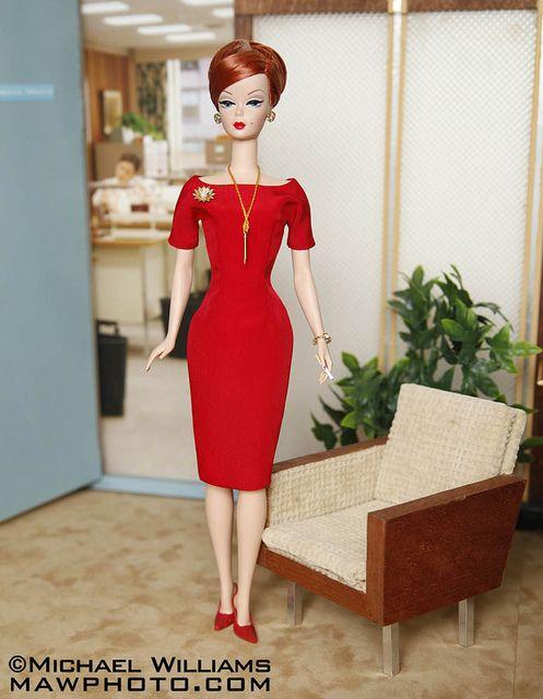 Joan Barbie
