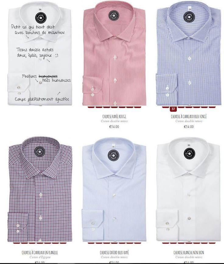 guide-achat-selection-chemise-formelle-mode-homme-premiere-manche